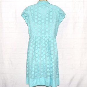 Adrianna Papell Dresses - {on reserve 200629} ADRIANNA PAPELL Dotted Dress !